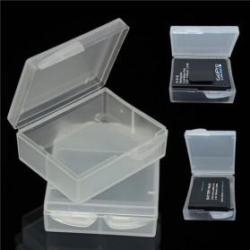 SUPTIG Waterproof Camera Battery Case Storage Box Cover 1 PCS for Xiaomi Yi / GoPro Hero / SJCAM - GP0281 - Transparent - 4