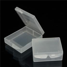 SUPTIG Waterproof Camera Battery Case Storage Box Cover 1 PCS for Xiaomi Yi / GoPro Hero / SJCAM - GP0281 - Transparent - 6