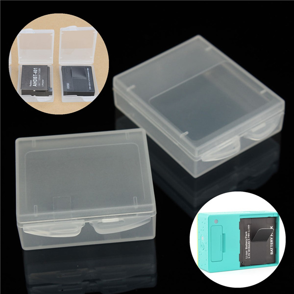 Waterproof Camera Battery Case Storage Box Cover 1 PCS For