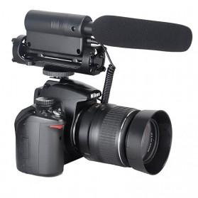 Takstar Mikrofon Kondenser Kamera - SGC-598 - Black - 2