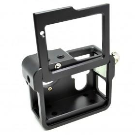 Aluminium 3rd Gen Protective Case for GoPro Hero 4 - Black - 2