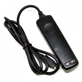Hongdak Remote Shutter Release Cable for Nikon D90 D3100 D7000 D5200 D5100 - B-MC-DC2 - Black - 3