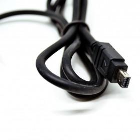 Hongdak Remote Shutter Release Cable for Nikon D90 D3100 D7000 D5200 D5100 - B-MC-DC2 - Black - 4
