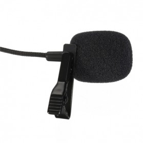 ONLENY USB Stereo Microphone for GoPro 3/4 - DZ0288 - Black - 4