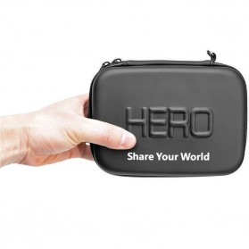 HERO Waterproof EVA Small Size Case For GoPro / Xiaomi Yi / Xiaomi Yi 2 4K - Black