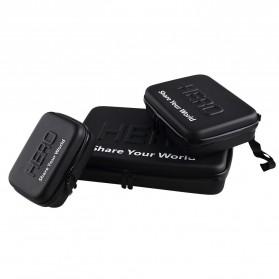 HERO Waterproof EVA Small Size Case For GoPro / Xiaomi Yi / Xiaomi Yi 2 4K - Black - 2