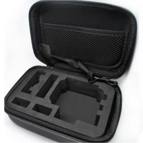 HERO Waterproof EVA Small Size Case For GoPro / Xiaomi Yi / Xiaomi Yi 2 4K - Black - 5