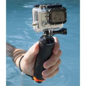 Pov Dive Buoy Floating Monopod for Action Camera GoPro / Xiaomi Yi / Xiaomi Yi 2 4k - Black Blue - 8