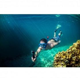 Pov Dive Buoy Floating Monopod for Action Camera GoPro / Xiaomi Yi / Xiaomi Yi 2 4k - Black Blue - 9