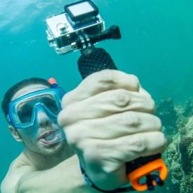 Pov Dive Buoy Floating Monopod for Action Camera GoPro / Xiaomi Yi / Xiaomi Yi 2 4k - Black Blue - 10