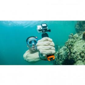Pov Dive Buoy Floating Monopod for Action Camera GoPro / Xiaomi Yi / Xiaomi Yi 2 4k - Black/Green - 4