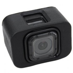 Floating Waterproof Case for GoPro Hero 4 Session Camera - Black