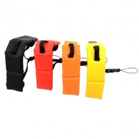 ABSEE Waterproof Floating Hand Strap for Camera GoPro / Xiaomi Yi - Blue - 4