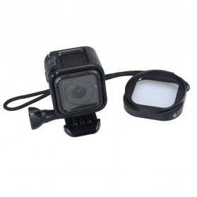 Adapter Ring for GoPro Hero 4 Session - Black - 3