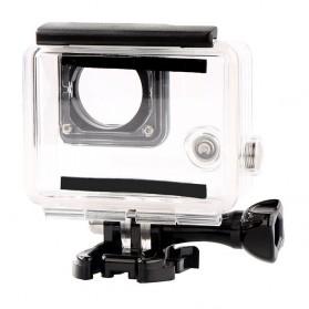 Protective Case Side Hole For GoPro 4 - Black - 2