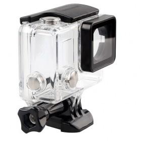 Protective Case Side Hole For GoPro 4 - Black - 3