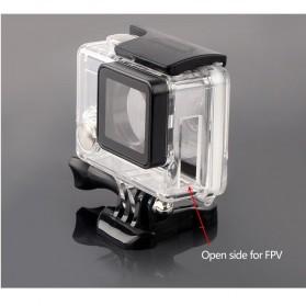 Protective Case Side Hole For GoPro 4 - Black - 5