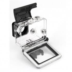 Protective Case Side Hole For GoPro 4 - Black - 6