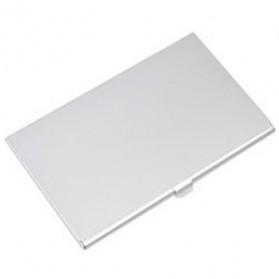 Kotak SIM Card Metal untuk 2 Standard+ Micro + Nano + Sim Eject - Silver - 2