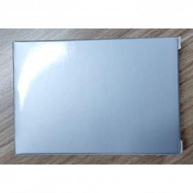 ISKYBOB Metal 12 In 1 Aluminium 8 Micro SD + 4 SD Card Storage Box - MCC01 - White - 8