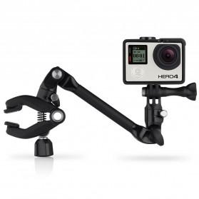 The Jam Adjustable Music Mount for GoPro / Xiaomi Yi / Xiaomi Yi 2 4K - Black
