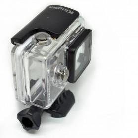KingMa Underwater Waterproof Case IPX68 40m for Xiaomi Yi Sports Camera - Black - 2