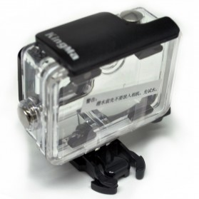KingMa Underwater Waterproof Case IPX68 40m for Xiaomi Yi Sports Camera - Black - 3