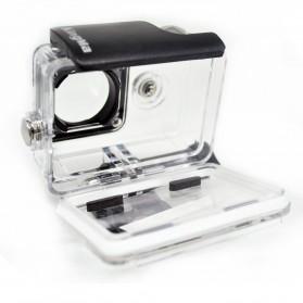 KingMa Underwater Waterproof Case IPX68 40m for Xiaomi Yi Sports Camera - Black - 4