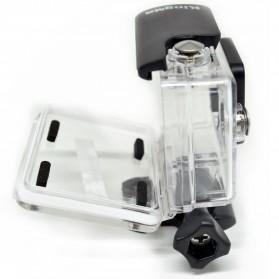 KingMa Underwater Waterproof Case IPX68 40m for Xiaomi Yi Sports Camera - Black - 5