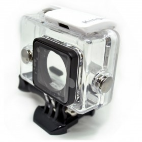 KingMa Underwater Waterproof Case IPX68 40m for Xiaomi Yi Sports Camera - White - 5