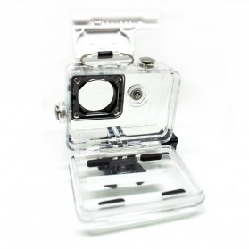 KingMa Underwater Waterproof Case IPX68 40m for Xiaomi Yi Sports Camera - White - 7