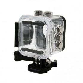 Underwater Waterproof Case 30M for SJCAM M10 Sports Camera - Transparent - 3