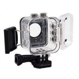 Underwater Waterproof Case 30M for SJCAM M10 Sports Camera - Transparent - 5