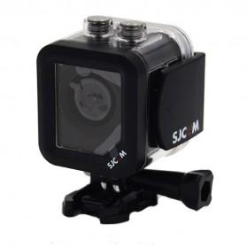 Underwater Waterproof Case 30M for SJCAM M10 Sports Camera - Transparent - 6