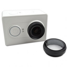 Filter Lensa Action Camera - Lensa Proteksi Kamera Xiaomi Yi - A223 - Black