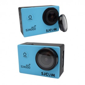 Lensa UV Filter untuk SJCAM SJ4000 EKEN H9 H9R Pro - Black - 7