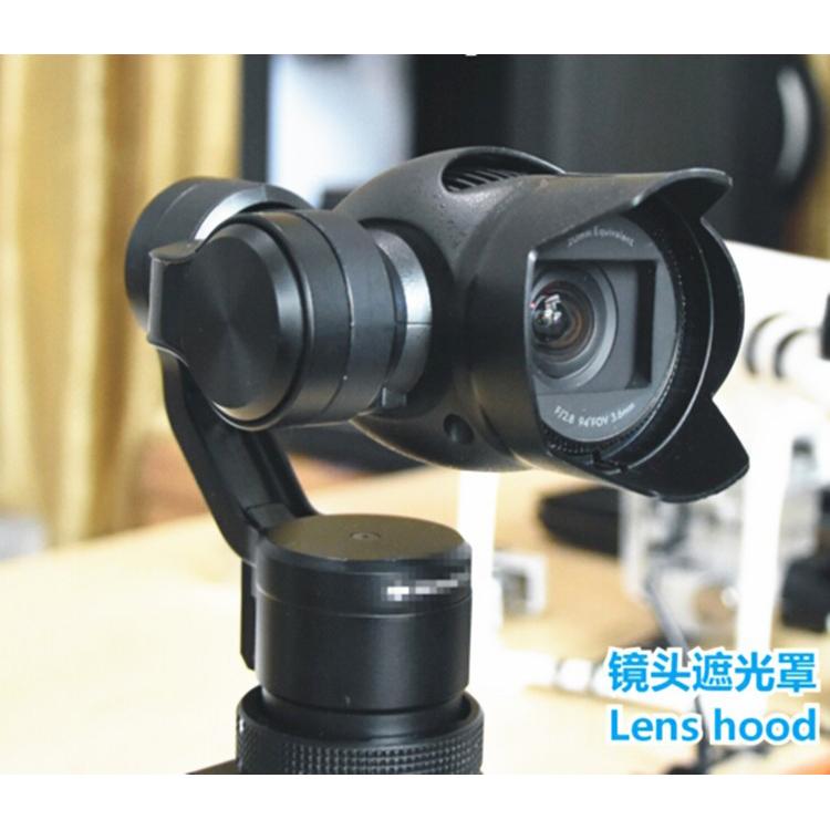 DJI Osmo Accessories Lens Glare Sun Shade Cover Cover
