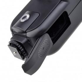 Mini Flash 5600k for Camera Canon Nikon SLR - CY-20 - Black - 5