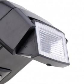 Mini Flash 5600k for Camera Canon Nikon SLR - CY-20 - Black - 6