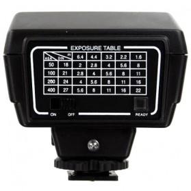 Yinyan Mini Flash Kamera 5600K Untuk DSLR Canon Nikon - BY-18 - Black - 3