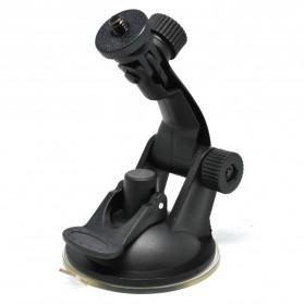 Forauto Suction Cup Car Holder Mobil Kamera Aksi for GoPro / Xiaomi Yi / Xiaomi Yi 2 4K / SJCAM - XTGP51 - Black - 3