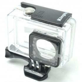 Kingma Underwater Waterproof Case IPX-8 60m for Xiaomi Yi 2 4K / Lite / Discovery - Black - 2