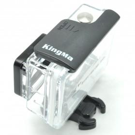 Kingma Underwater Waterproof Case IPX-8 60m for Xiaomi Yi 2 4K / Lite / Discovery - Black - 3