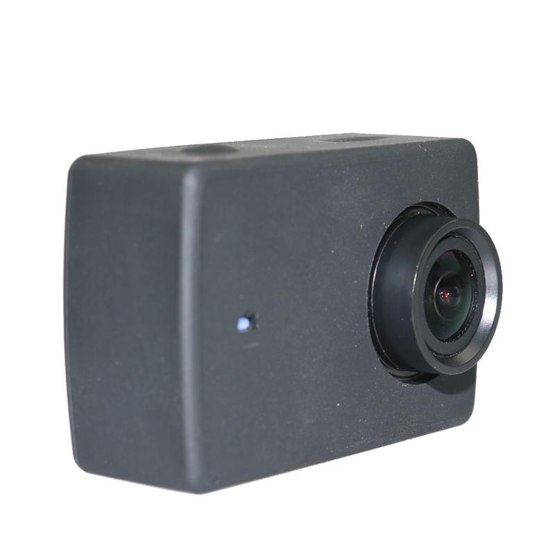 Action Camera Silicone Case Lens Cover For Xiaomi Yi 2
