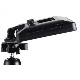 Hersmay Professional Photography LED Flashlight 3200k-5600k - PC-K128C - Black - 2