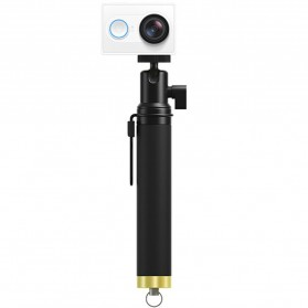 Xiaomi Yi Selfie Stick Monopod with Bluetooth Remote for Xiaomi Yi / Xiaomi Yi 2 4K / Smartphone (OEM) - Black