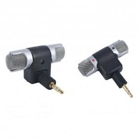Mikrofon Kondenser External GoPro Hero 3/3+/4 - 888 - Black - 5