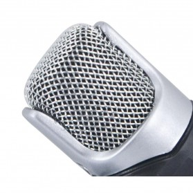 Mikrofon Kondenser External GoPro Hero 3/3+/4 - 888 - Black - 6