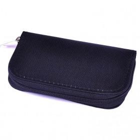 ONLENY Tas Dompet Penyimpanan Memori Card - 8555 - Black - 3