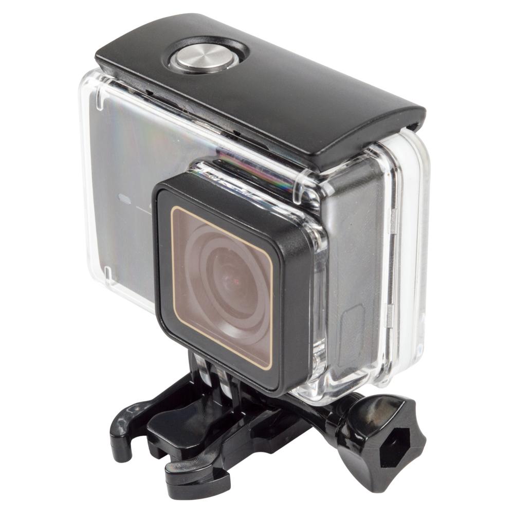 Underwater Touchscreen Waterproof Case 40m For Xiaomi Yi 2 4k Gen Lite Black